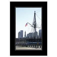 USS Constitution 18x24 Poster