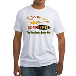 Wet Bombshell Fitted T-Shirt