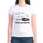 Wet Bombshell Jr. Ringer T-Shirt