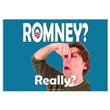 Not Romney: Wall Art