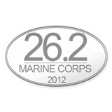 26.2 MC Marathon Decal