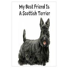 Scottish Terrier Wall Art