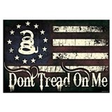 DTOM - Snake Flag Wall Art