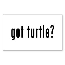 GOT TURTLE Decal