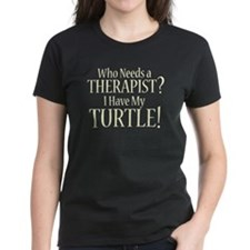 THERAPIST Turtle Tee