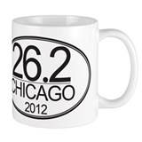26.2 CHG Marathon Mug
