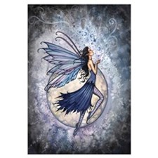Blue Fairy Wall Art