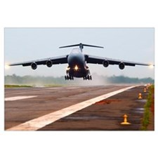 C-5 Galaxy Wall Art