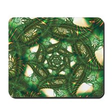 """Spiderweb"" Fractal Art Mousepad"
