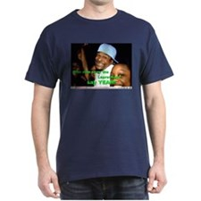 Funny Mobile leprechaun T-Shirt