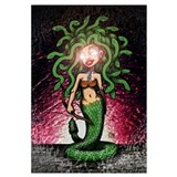 Medusa by Paul Lourenco Wall Art