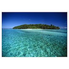 Lua Ui Island, Tonga, South Pacific