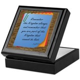 ACIM Keepsake Box - Remember the Kingdom
