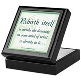 ACIM Keepsake Box - Rebirth is the dawning