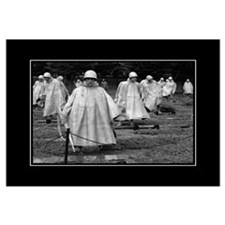 Korean War Memorial 16x20 Poster