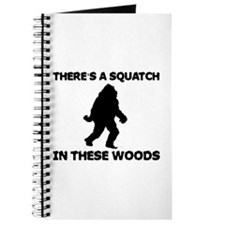 There's a Squatch in these wo Journal