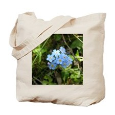 Forget-Me-Not #01 Tote Bag
