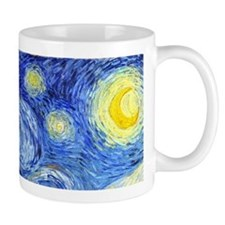 Van Gogh - Starry Night Small Mug