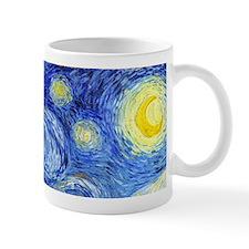 Van Gogh - Starry Night Small Mugs