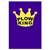 Plow King Wall Art