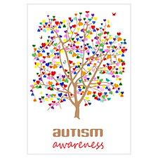 Tree of Autism Wall Art