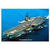 USS RANGER Wall Art