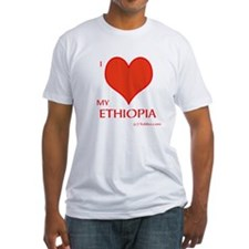Unique I love ethiopia Shirt