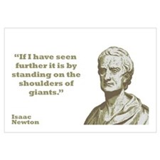 Newton - Giants Wall Art