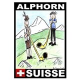 The Alphorn Shop Wall Art