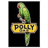 Polly Gas Wall Art