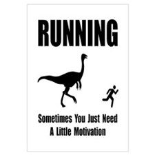Running Motivation Wall Art