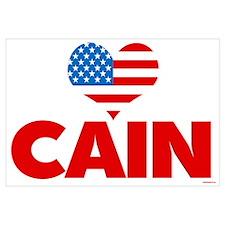 Heart Cain Wall Art