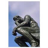 The Thinker - Wall Art
