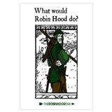 Robin Hood Wall Art