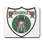 Rhodesia Official Seal Mousepad