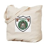 Rhody Coat of Arms Tote Bag