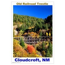 Wall Art Cloudcroft Trestle