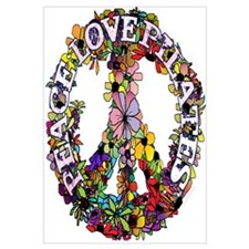 Peace Love Pilates by Svelte.biz Wall Art