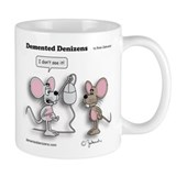 Mouse and Mice Small Mug