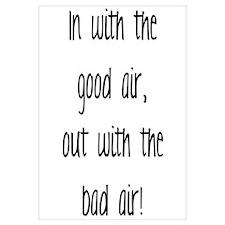 Good Air Wall Art