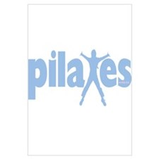 PIlates Baby Blue by Svelte.biz Wall Art