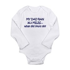 Unique Di di Long Sleeve Infant Bodysuit