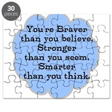 Braver than you Think Puzzle