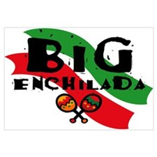 Big Enchilada Wall Art