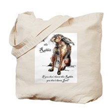 Wild Hare - Jack Rabbit Tote Bag