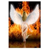 Fallen Angel Wall Art