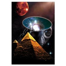 Ancient Aliens Wall Art