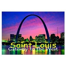 St. Louis Wall Art
