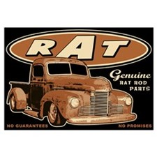 RAT - Truck Wall Art