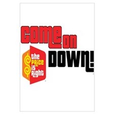 Price is Right - Come on Down Wall Art